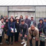 豊後高田市就農支援センターアグリチャレンジスクールの方々来所されました